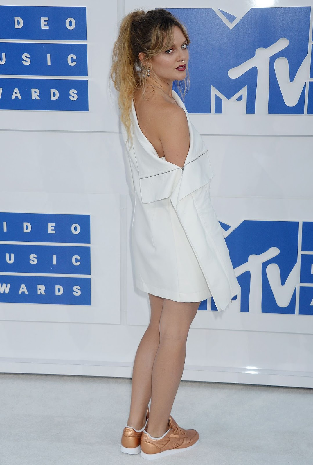 Tove Lo At 2016 MTV Video Music Awards In New York