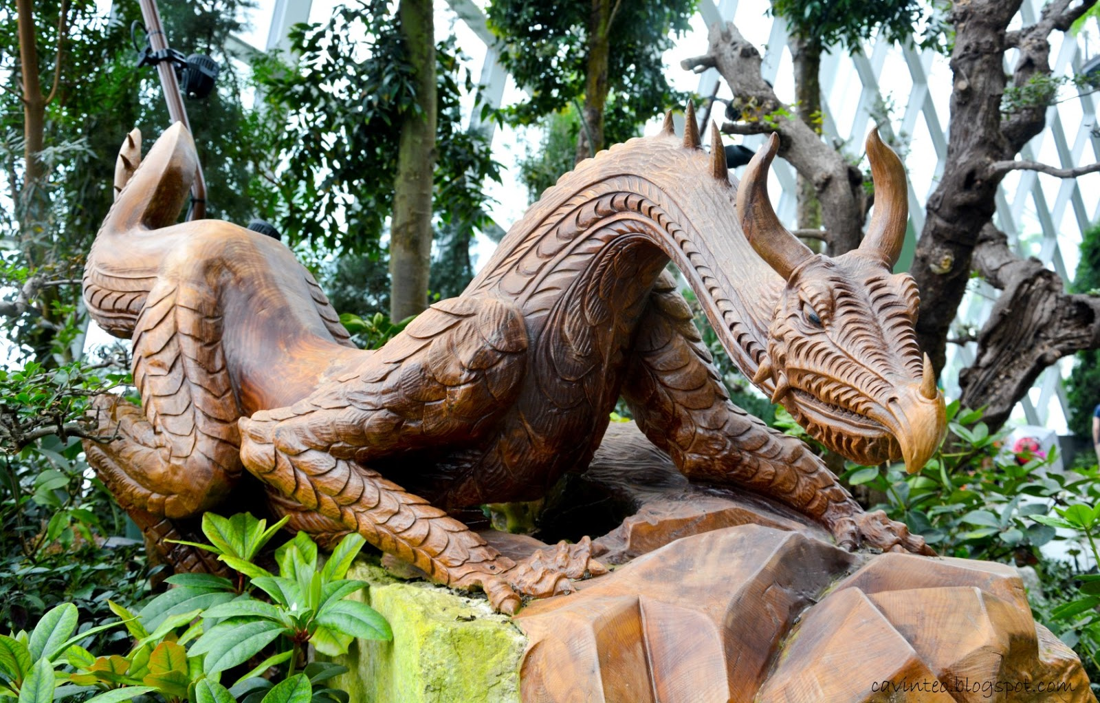 Garden By The Bay Blog entree kibbles: cloud forest in 2017 @ gardensthe bay [singapore]