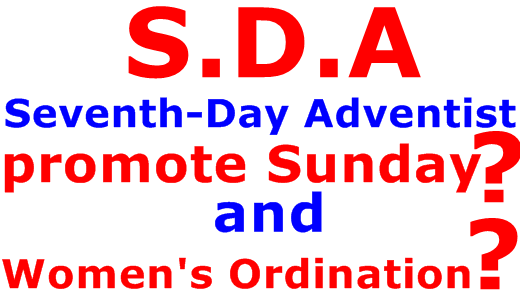 d98249e7007c Only in Sunday Churches women are being ordained as