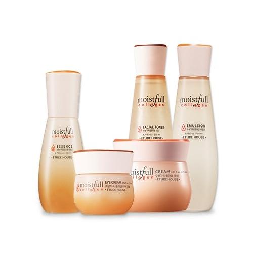 Moistfull Collagen Skin Care Set
