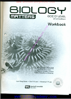 Biology Matters [Theory Work book]   By: Lam Peng Kwan, Eric Y K Lam and Christine Y P Lee