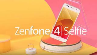 Cara Reset Ulang Asus Zenfone 4 Selfie ZD553KL Lupa Pola dan Pin