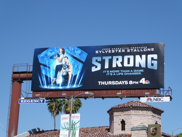 Strong season 1 billboard