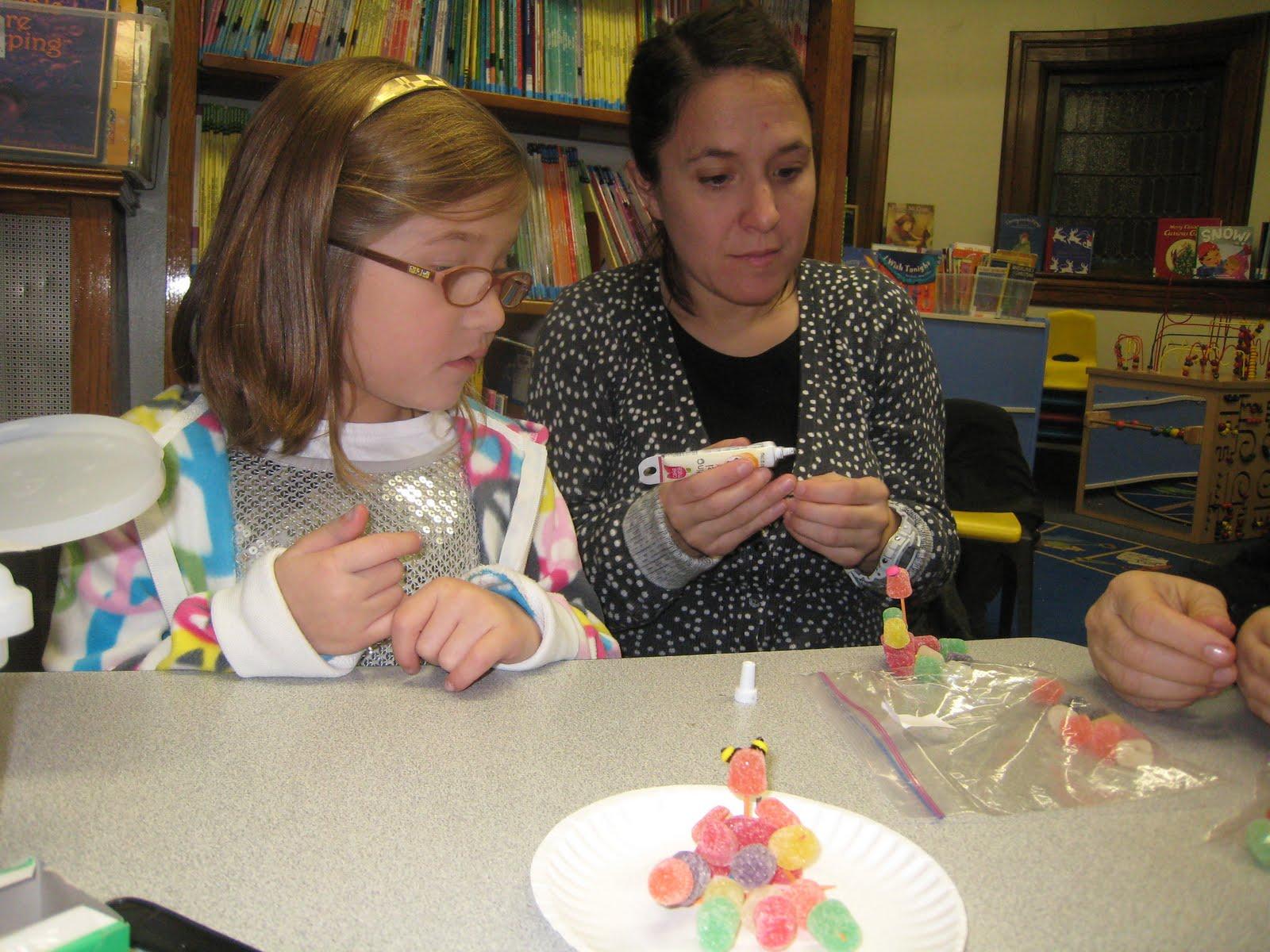 Nancy Kay Holmes Library Thanksgiving Celebration At The
