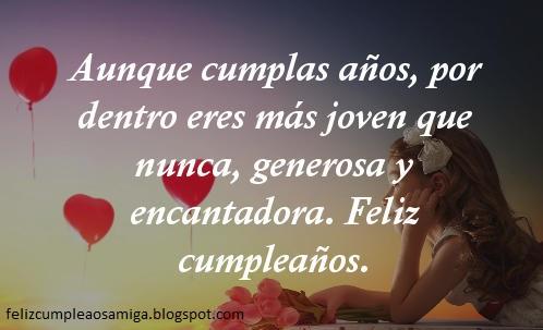 Feliz cumpleaños amigos deseos