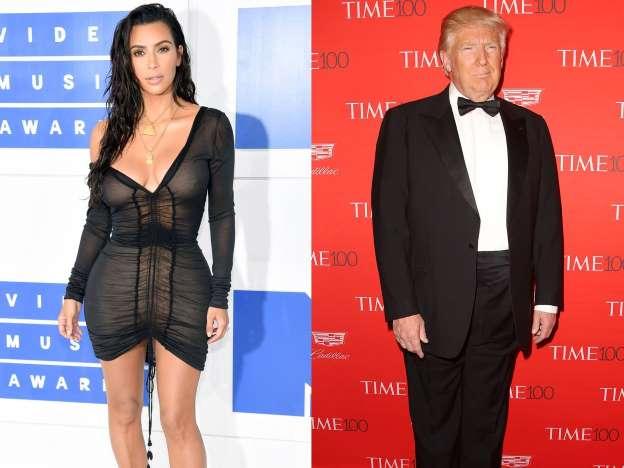 Kim Kardashian West weighs in on Donald Trump's Muslim ban