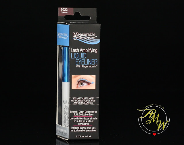 a photo of Measurable Difference Lash Amplifying Liquid Eyeliner