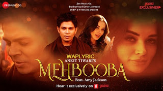 Mehbooba Ankit Tiwari Song Lyrics