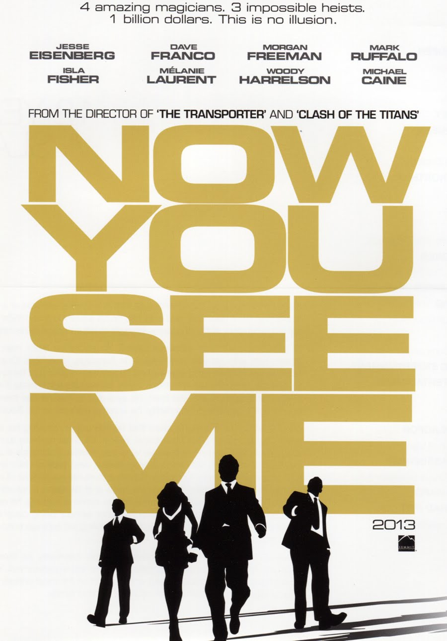 Now you see me 3 movie trailer