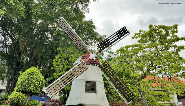 Windmill sight seeing Malacca