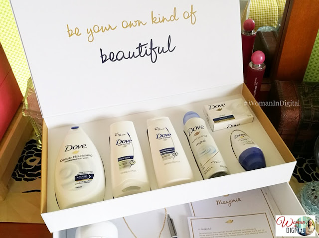 Dove Real Beauty Kit