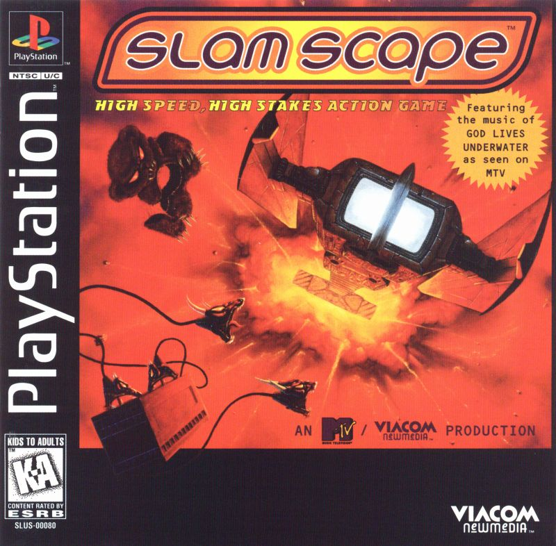 Slamscape - PS1 - ISOs Download