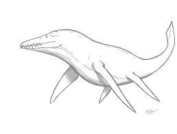 The Latest Liopleurodon Coloring Pages Images