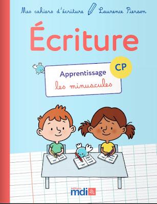 écriture cahier apprentissage CP