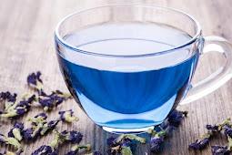 6 Khasiat Teh Biru Bunga Telang untuk Kesehatan