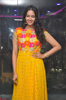 Pujitha in Yellow Ethnic Salawr Suit Stunning Beauty Darshakudu Movie actress Pujitha at a saree store Launch ~ Celebrities Galleries 010.jpg