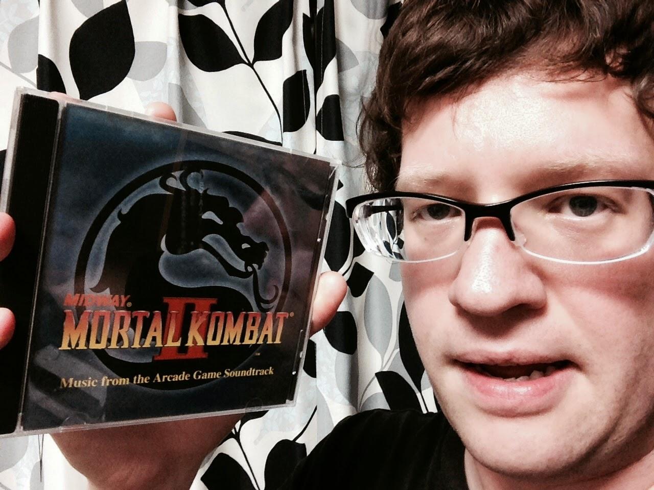 Chorus, Isolate, Confirm: Soundtrack September: Mortal Kombat