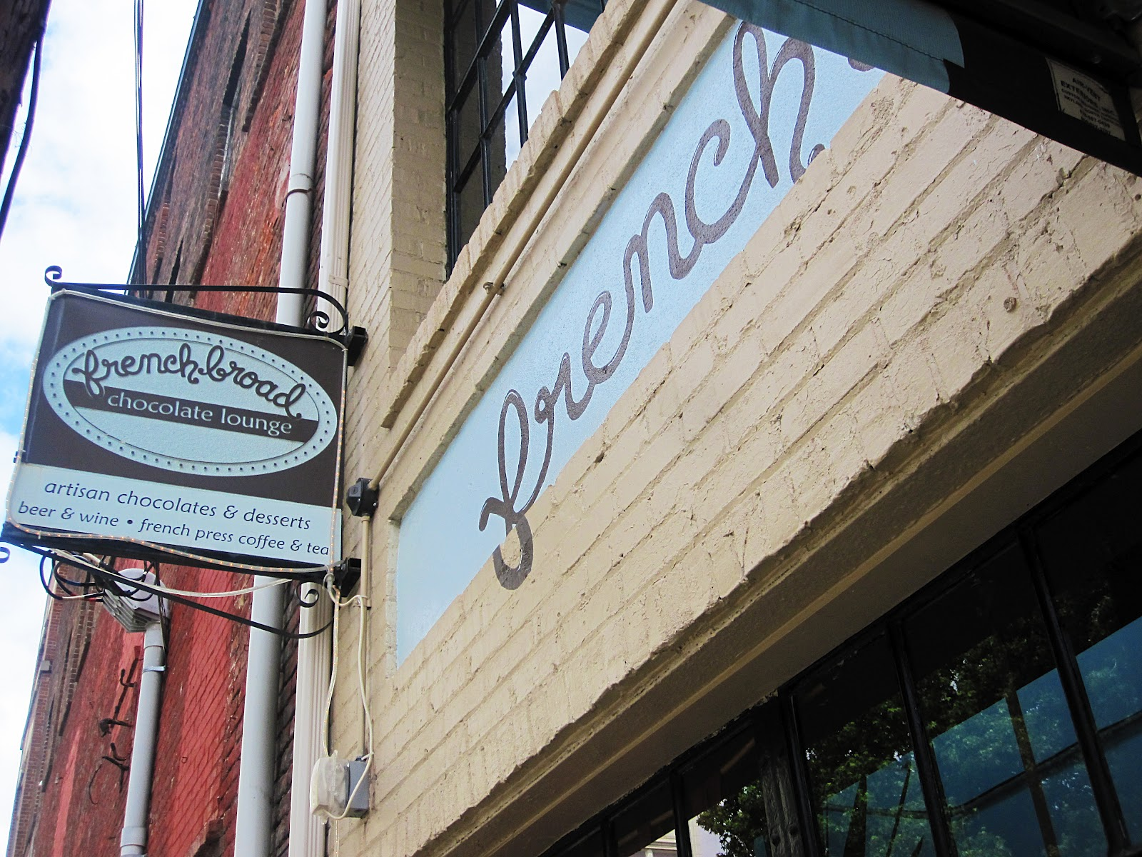 Zest! Chocolat: Chocolate Shop Review-French Broad Chocolate Lounge