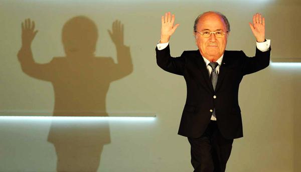 En imágenes: mundo cabezón - Joseph Blatter | Ximinia