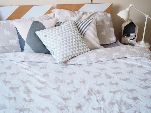 winter bedroom sheets