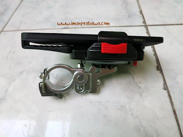 Tampak Samping Minoura iH-220-M