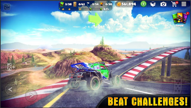 Game Mobil Offroad Off The Road Open World Driving Mod Apk
