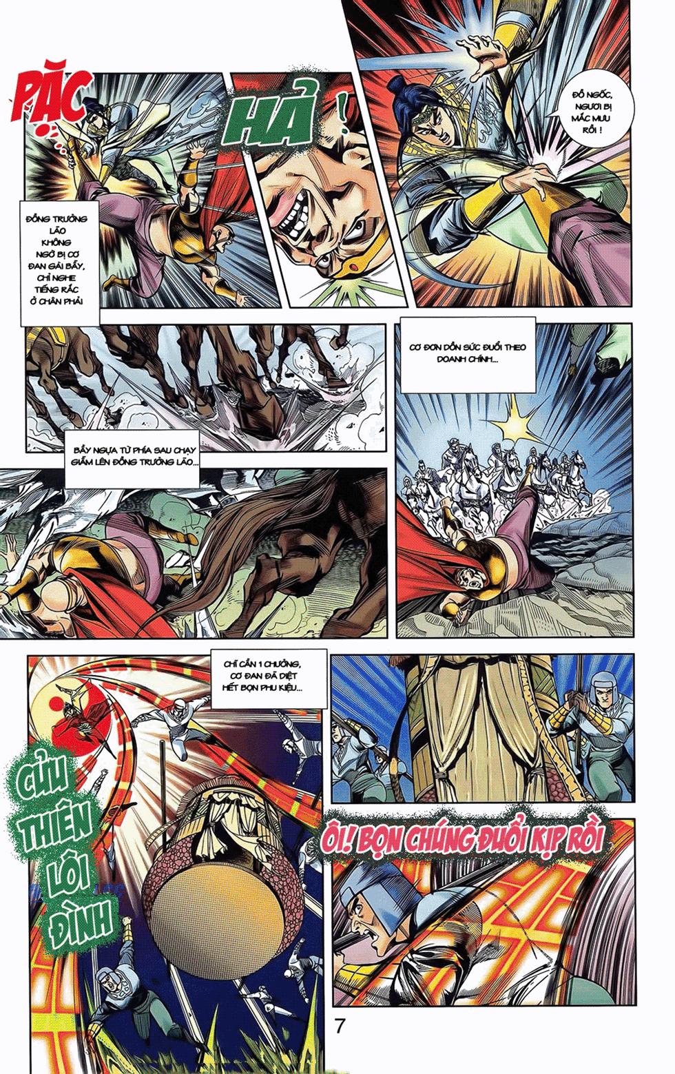 Tần Vương Doanh Chính chapter 11 trang 26