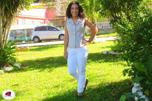Look do Dia Esporte Fino Com Alpargata