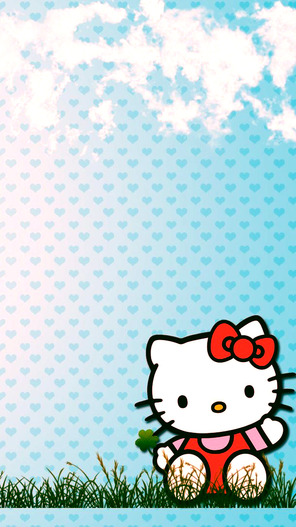 15 Gambar Wallpaper Android Hello Kitty Imut Grafis Media