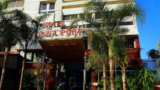 Изображение отеля Anfa Port в городе Касабланка
