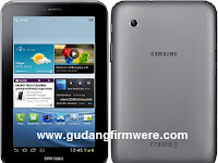Cara Flash Samsung Galaxy Tab 2 GT P3100