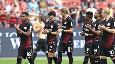 Daftar Skuad Pemain Bayer Leverkusen