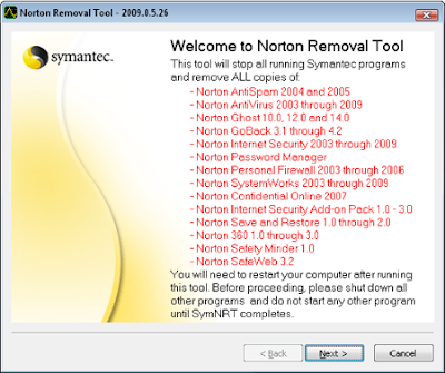 Cara Terampuh Dan Terbaik Menghapus Antivirus Dengan Antivirus Removal Tools