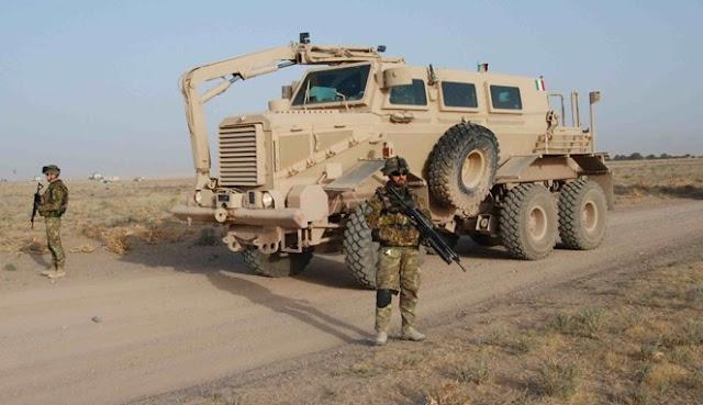 Force Protection Buffalo