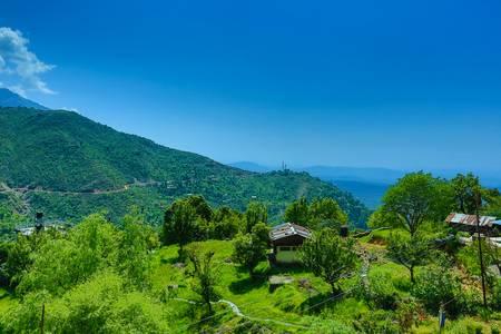 Dharamshal scenic vie w