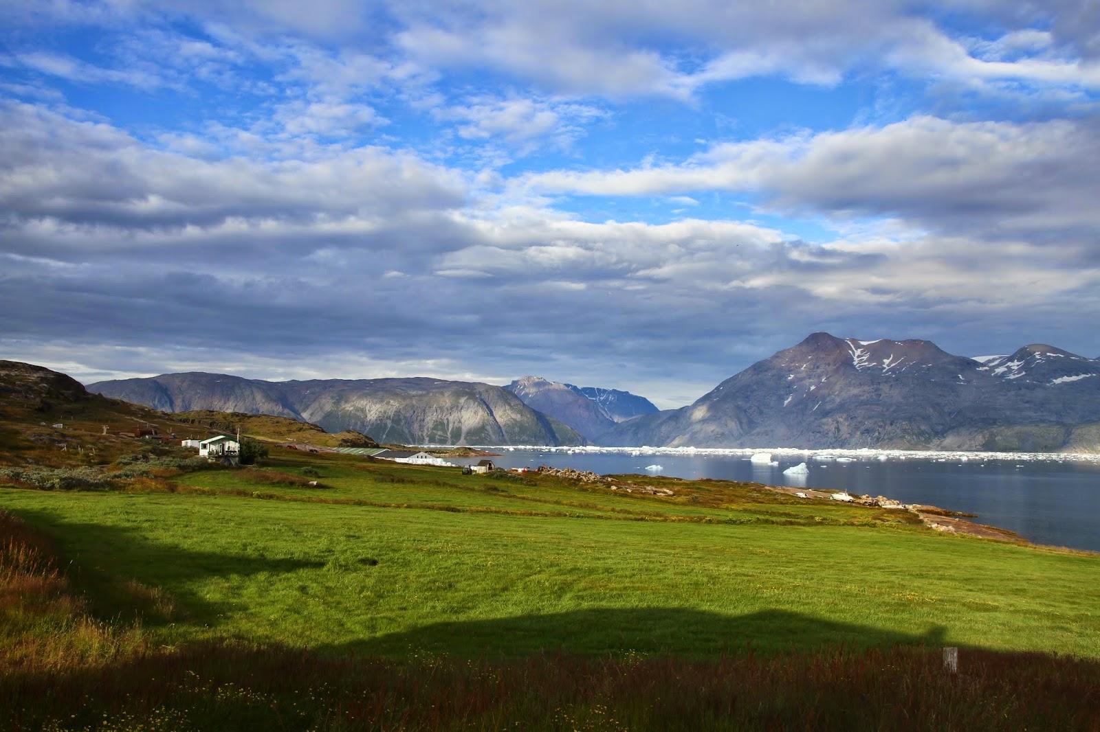 TREKKING NA GRONELÂNDIA - 5º dia: Nunataaq - Silissit