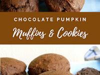 Chocolate Pumpkin Muffins & Cookies
