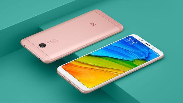 Xiaomi Rusak Harga Pasar dengan Redmi 5 Plus