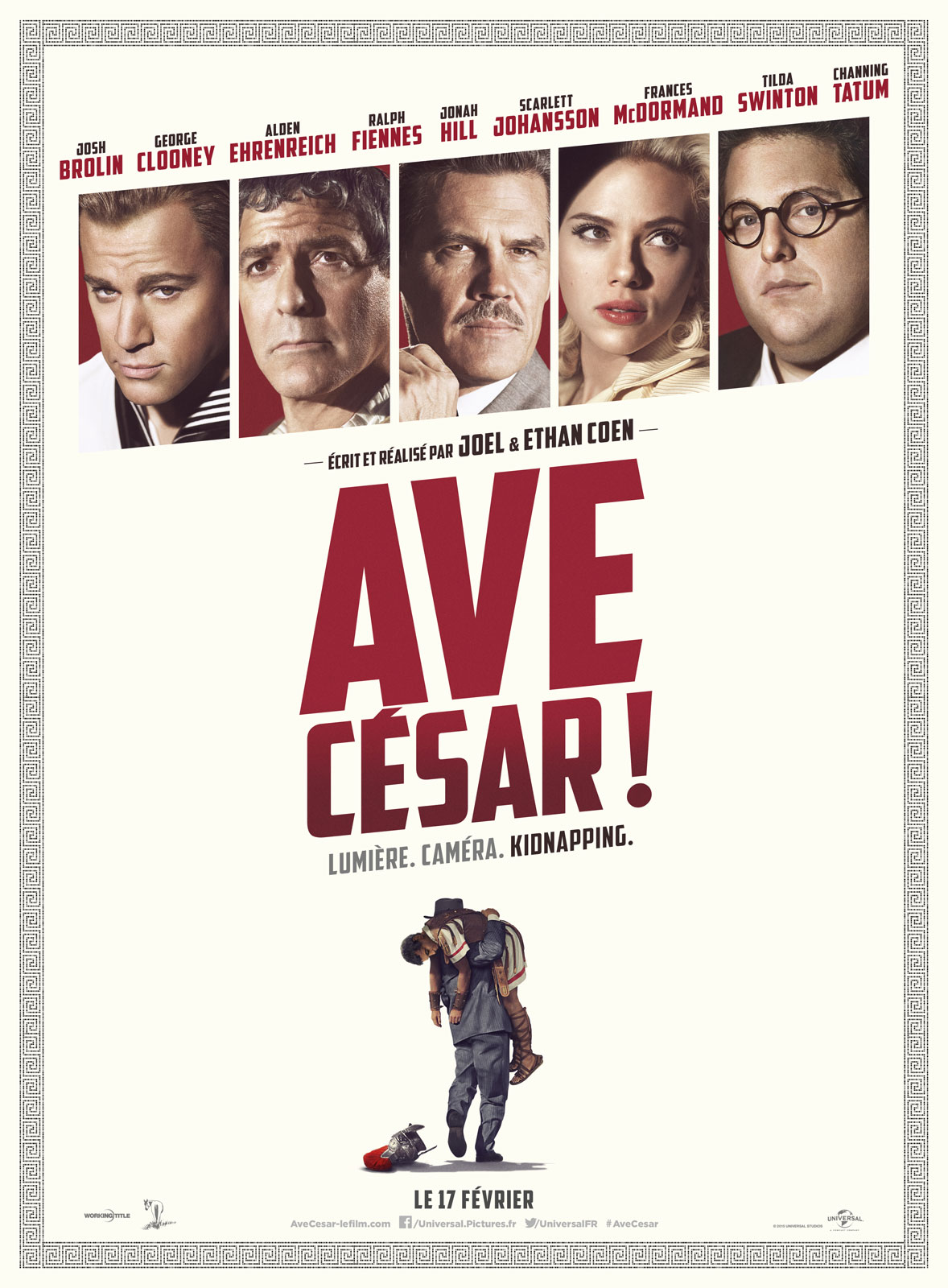 Ave, César! Legendado