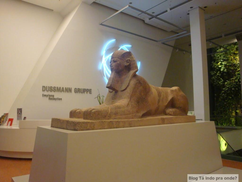 livraria Dussmann em Berlim