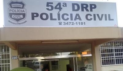 Ivaiporã:Adolescente é assaltada e ainda leva facada nas costas