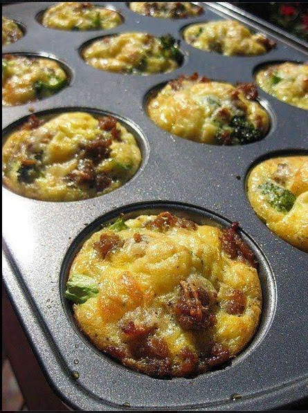 Best Recipes In World Breakfast Cupcakes