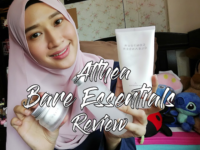 Glass Skin Goals : Althea Korea Bare Essentials