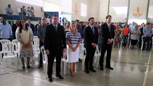 Prefeitos de Riachuelo, Malhador, Santa Rosa e Divina Pastora receberam diplomas