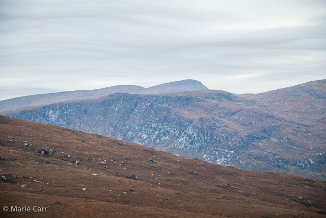 The Derryveagh Mountains in Glenveagh National Park, Ireland