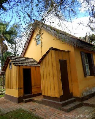 Colônia Witmarsum - Palmeira/PR - Museu histórico