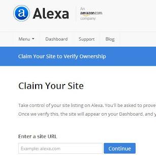 Daftarkan ke Alexa