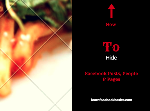 How to Hide People, Pages & Lists You Follow on Facebook