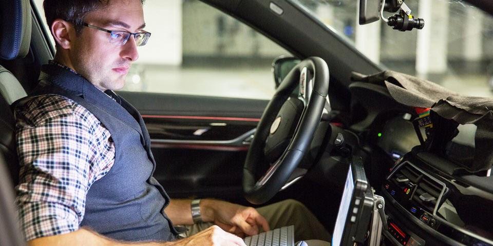 BMW Opens Dedicated Development Center For Autonomous Driving
