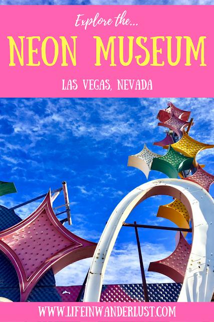 Neon Museum Las Vegas - Life in Wanderlust